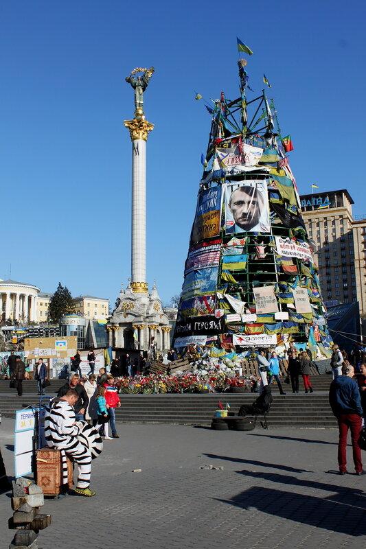 Главная елка Киева 2014