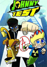 Джони Тест все серии мультсериала