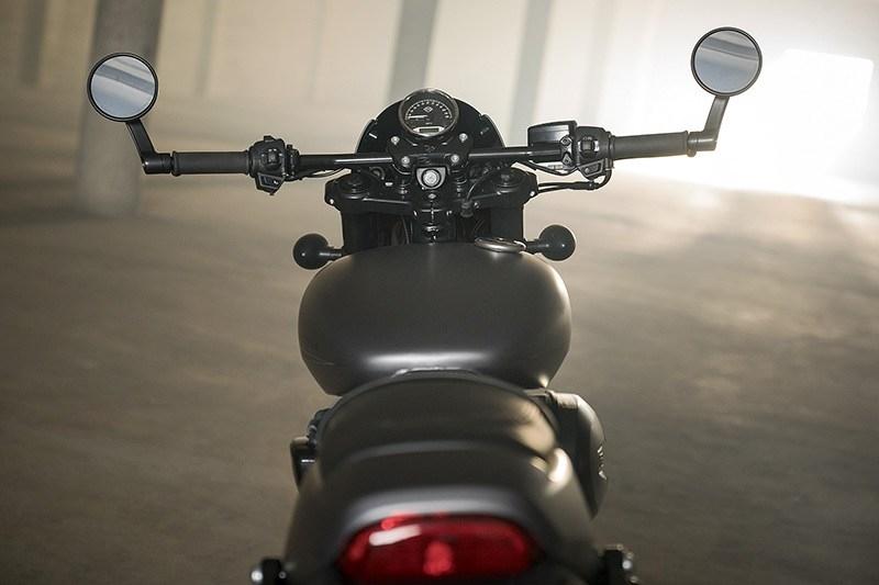 Новый мотоцикл Harley-Davidson Street Rod 2017