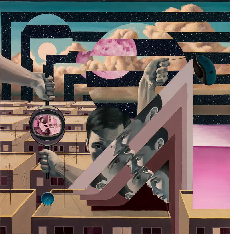 Surreal Artworks by Victor Fota