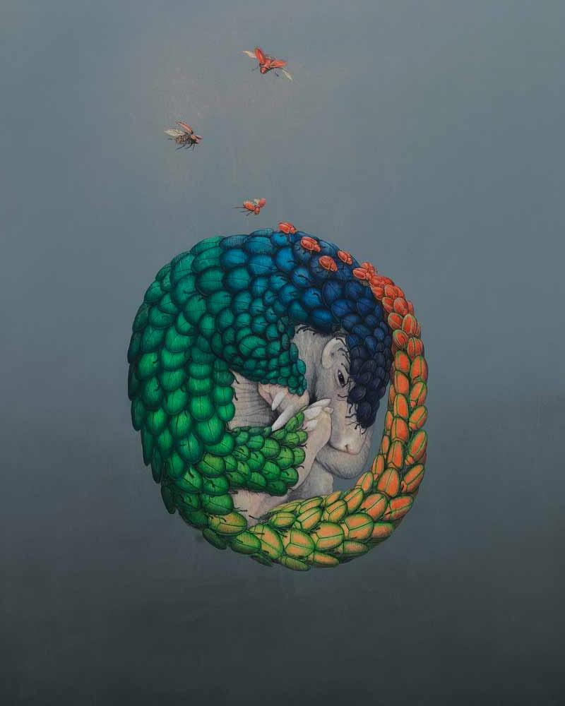 Surreal Artworks by Tiffany Bozic