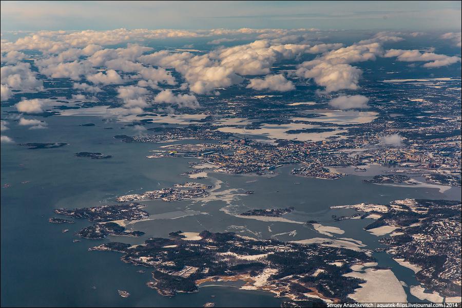 В Хельсинки с МАУ