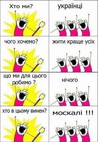 В это время на Украине