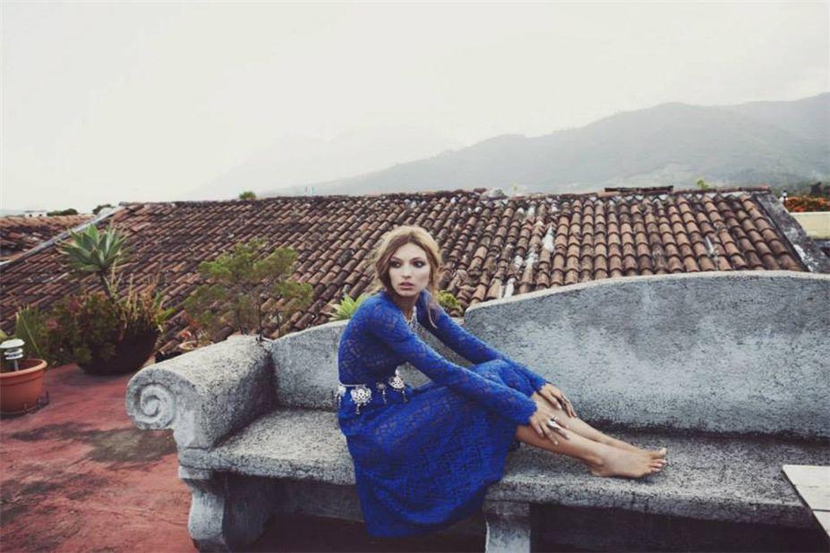 Карола Ремер / Carola Remer by Zoey Grossman for Love & Lemons / Land of Eternal Spring