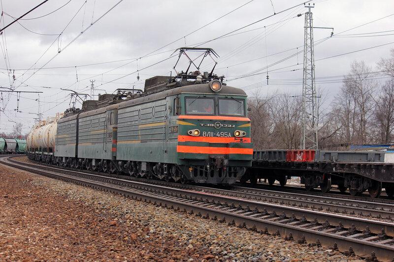 ВЛ11-495
