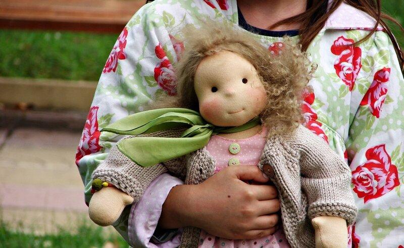 шитье кукол