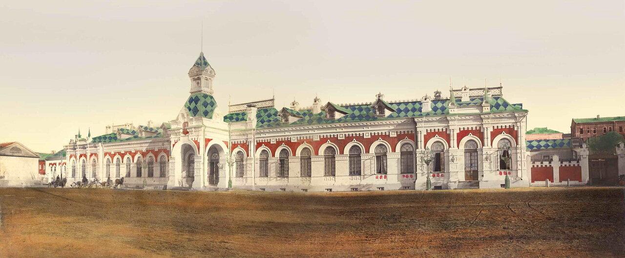 01. Станция Пермь