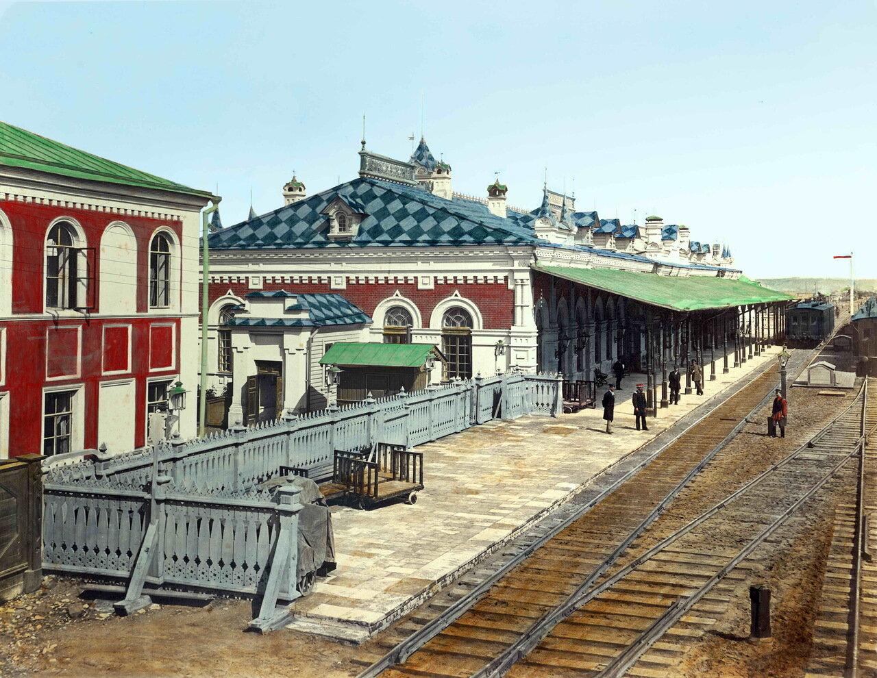02. Станция Пермь