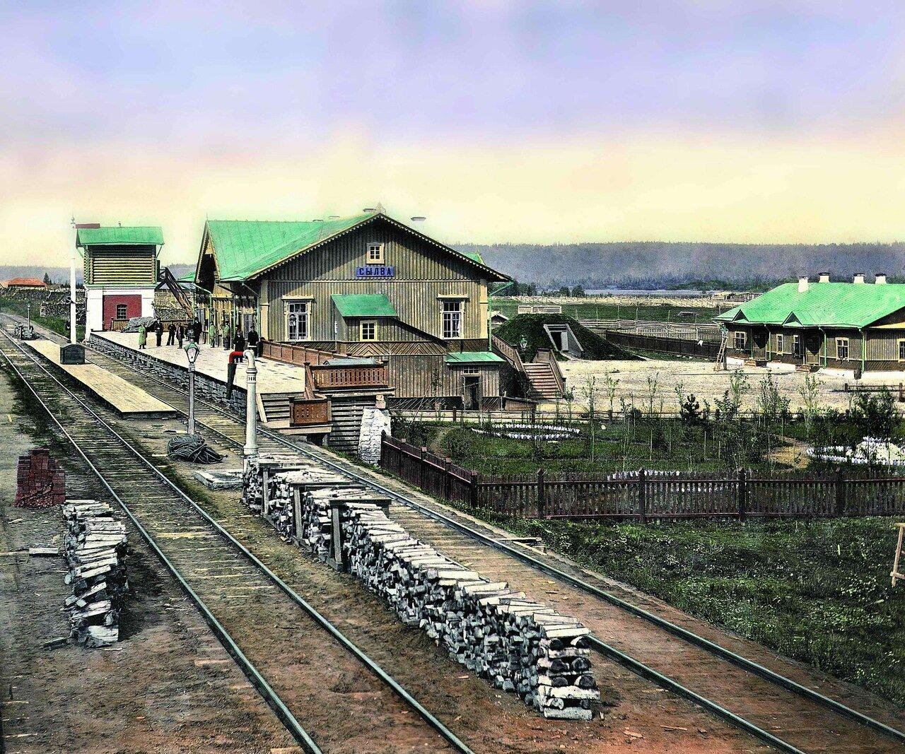 06. Станция Сылва