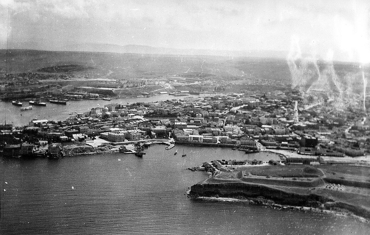 Панорама города.1902