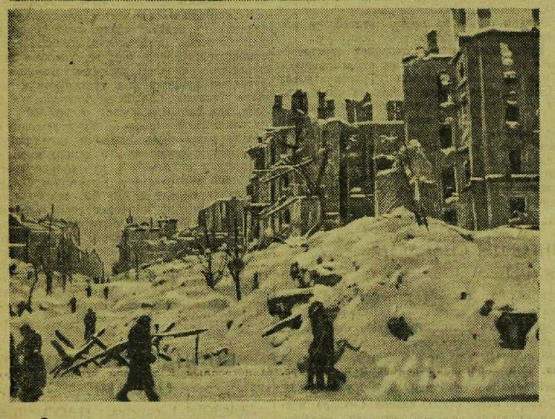 «Красная звезда», 2 октября 1943 года, оккупация Киева