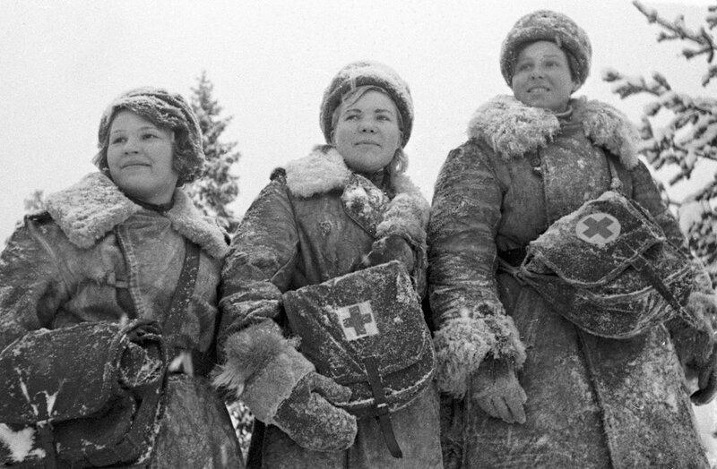 «Комсомольская правда», 15 января 1944 года