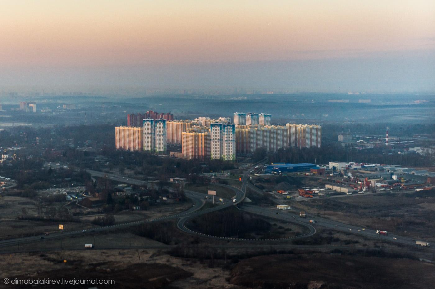 Челябинск — Москва