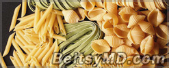 Макароны и белый хлеб вредят женскому здоровью