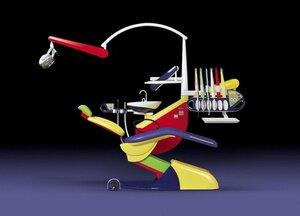 стоматологическая установка Anthos