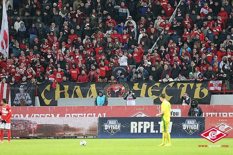 «Спартак» vs «Анжи» 2:2 Премьер-лига 2013-2014 (Фото)