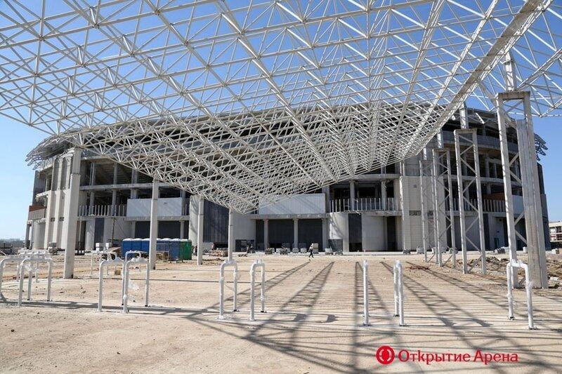 Стадион «Спартак» - «Открытие Арена»