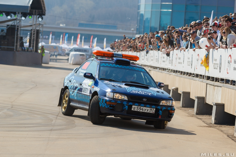 Rally Masters Show 2014
