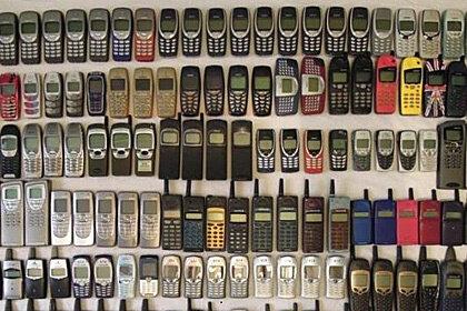 На Урале планируется открытие музея старых мобильников