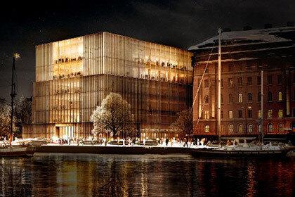 Немцы будут заниматься проектировкой Нобелевского центра