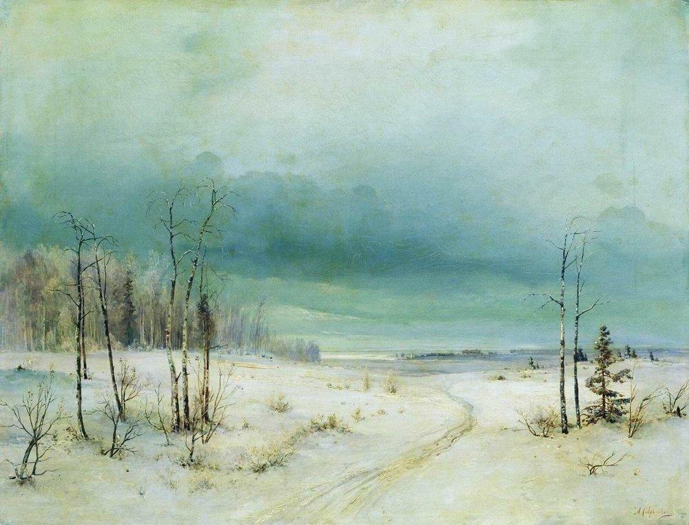 Зима. Конец 1870-х - начало 1880-х.jpg