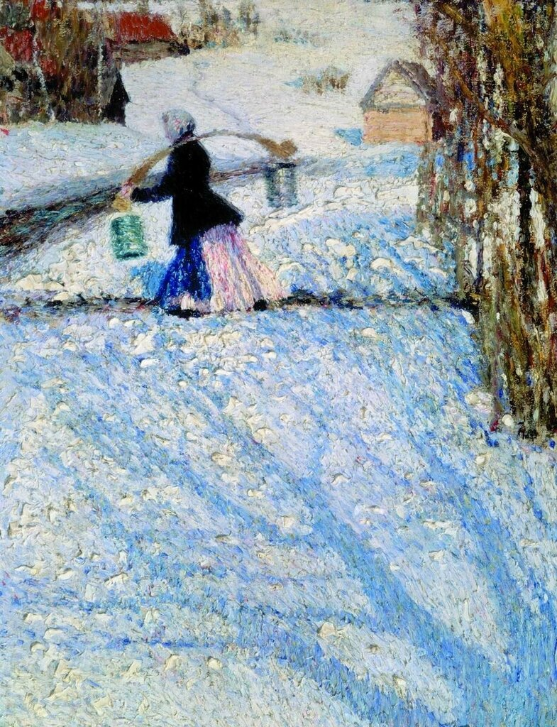 1904 Мартовский снег. Х.,м. 80x62 ГТГ.jpg