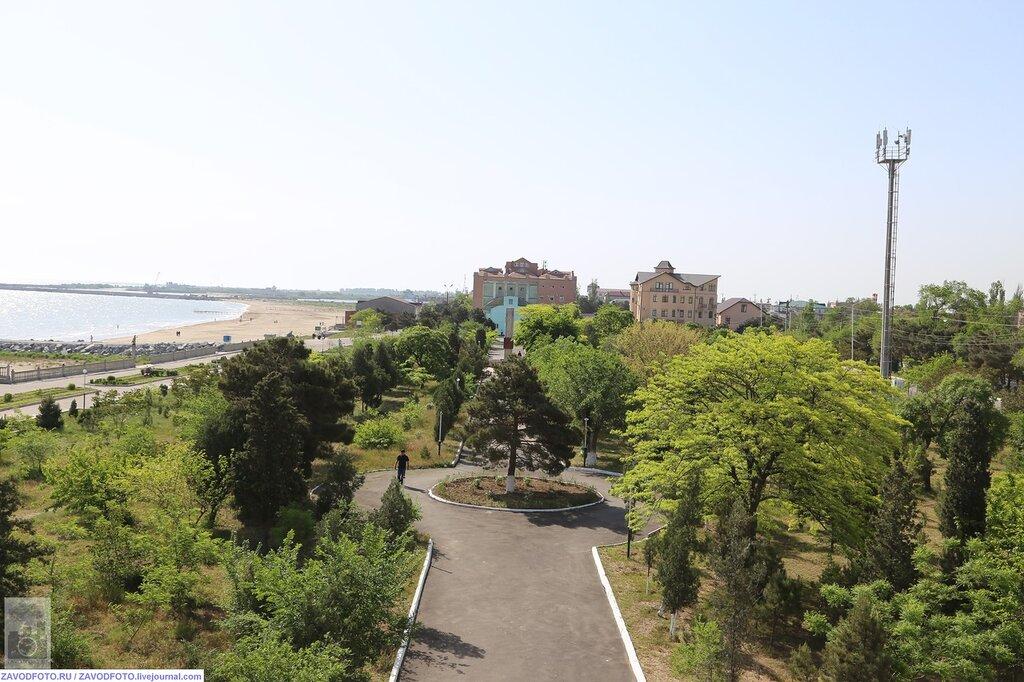 По дорогам Махачкалы и Каспийска