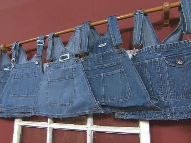 шьем из джинс