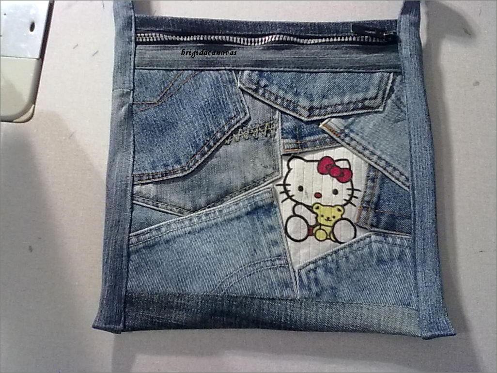 джинсовые сумки