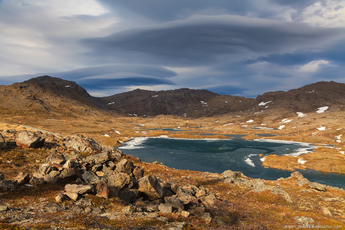 Норвегия. Мыс Нордкап