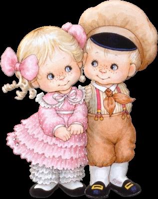 Детки художницы Ruth Morehead - Детские клипарты - Кира ...
