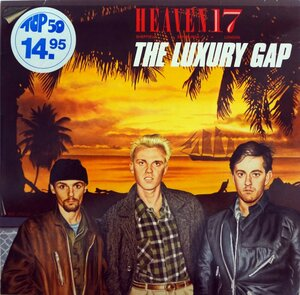 Heaven 17 ‎– The Luxury Gap (1983) [Virgin, 205 337-320]