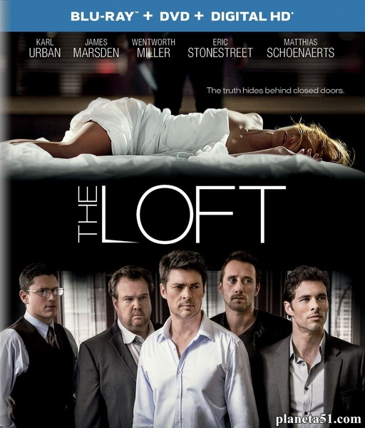 Лофт / The Loft (2014/BDRip/HDRip)