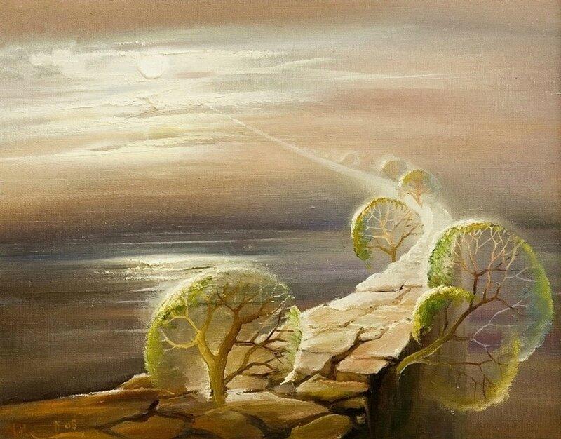 Художник Георгий Матевосян. Всё каменней ступени, всё круче, круче всход
