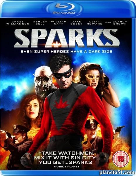 Спаркс / Sparks (2013/BDRip/HDRip)