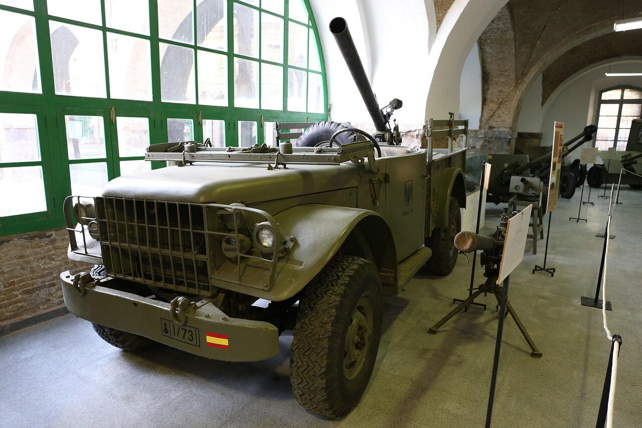 Cartagena museo militar