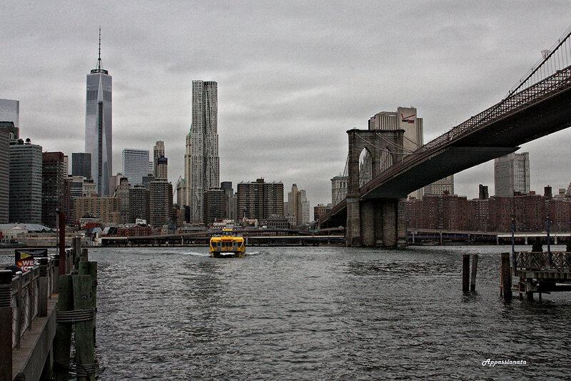 Бруклинский мост и окрестности