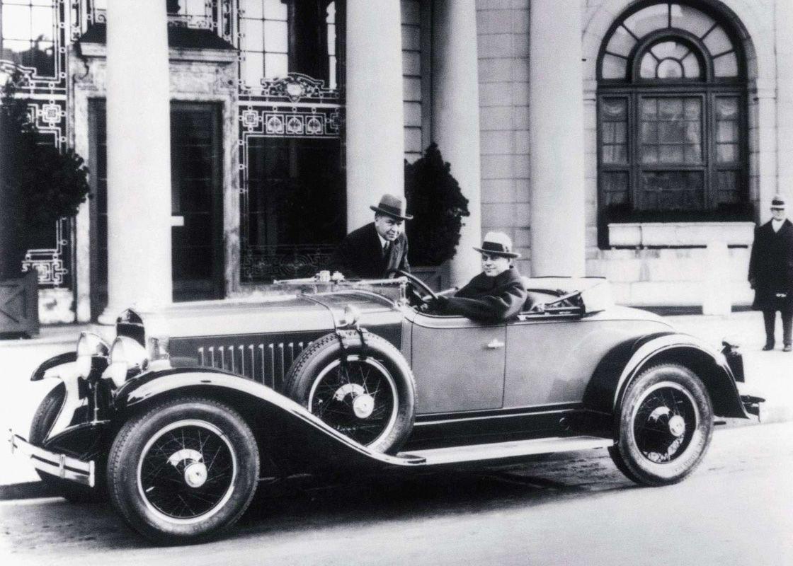 6 Mercedes-Benz Type S (1927)