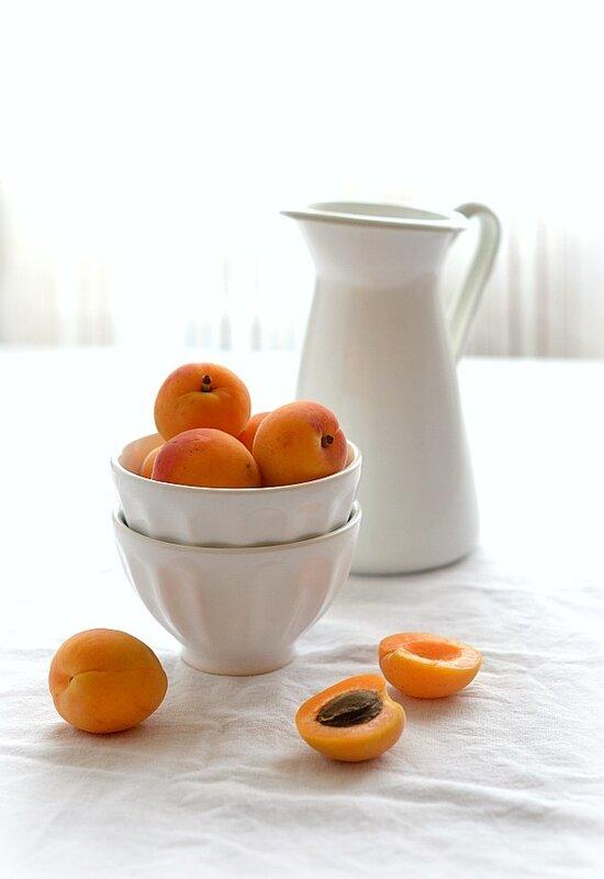 абрикосы....
