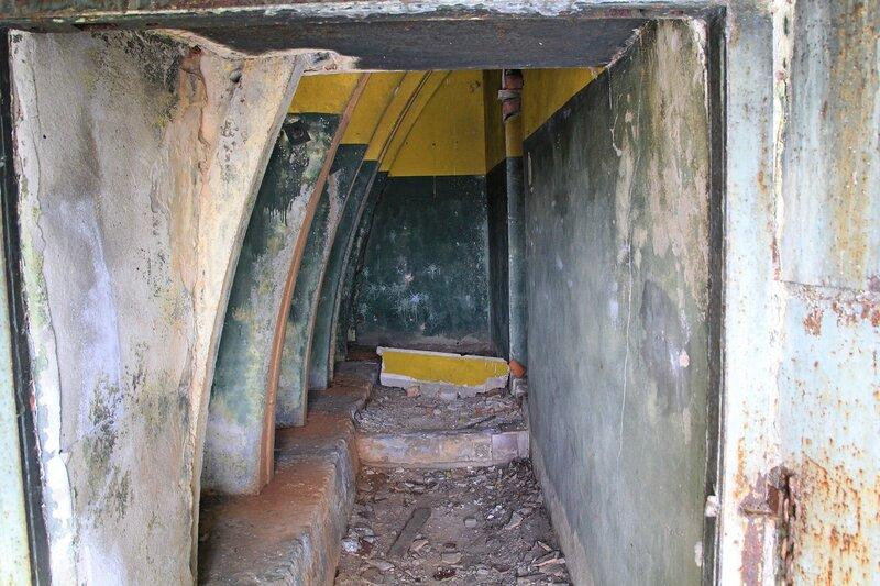 подземные укрепления