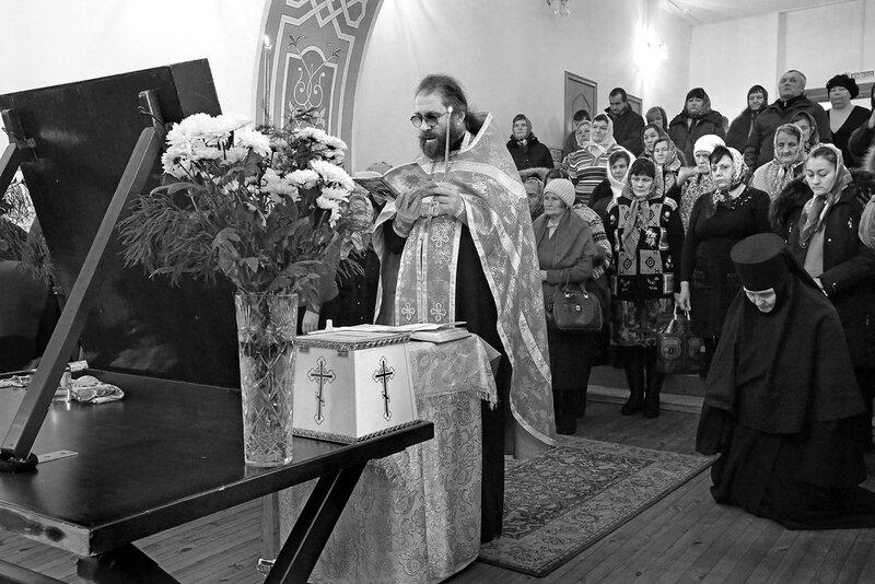 Свято-Духов скит Иверского женского монастыря...