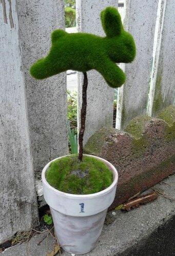 Пасхальное деревце