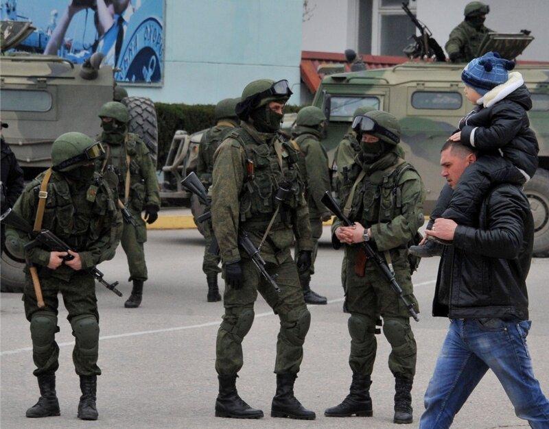 вежливые люди россии кто они такие неприхотливости