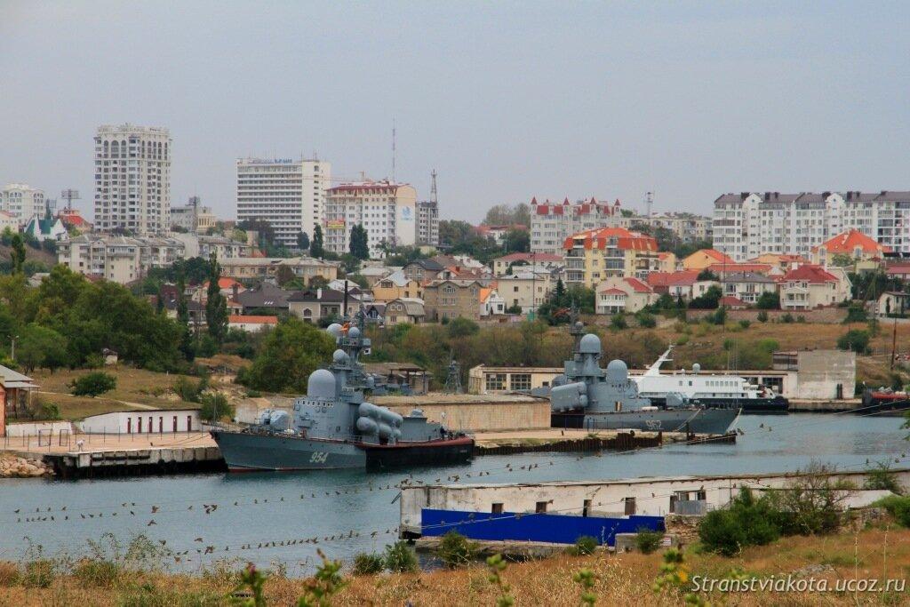 Крым, Севастополь, Херсонес Таврический