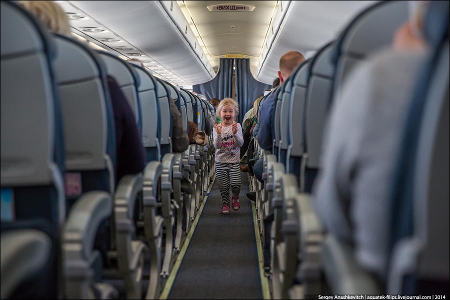 Путешествуем с детьми. О стоимости детских авиабилетов