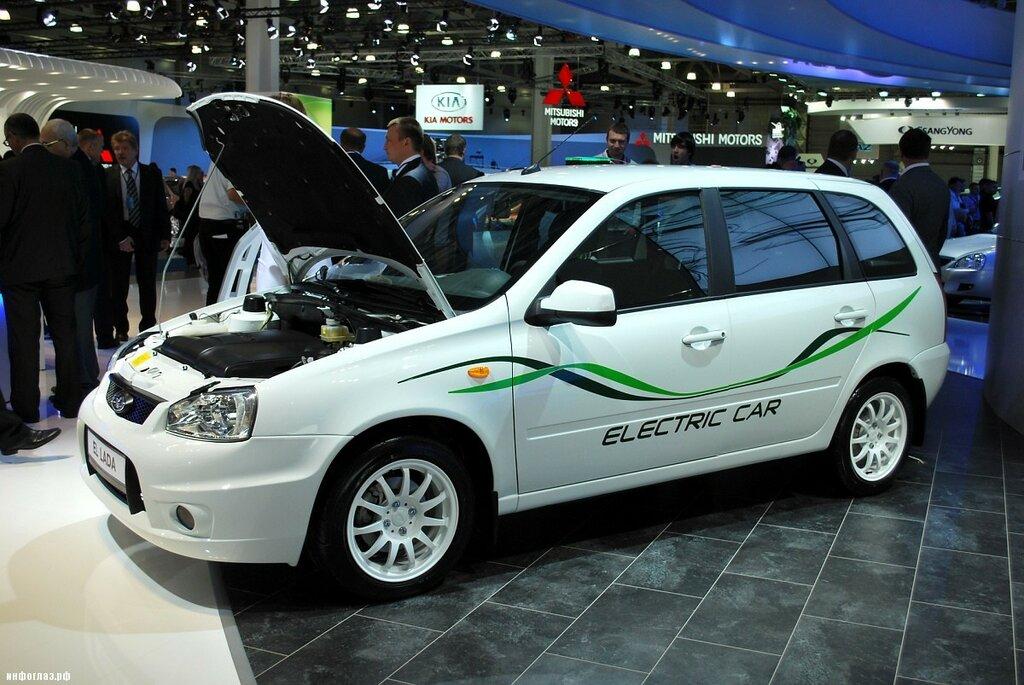 EL LADA - российский конкурент Tesla