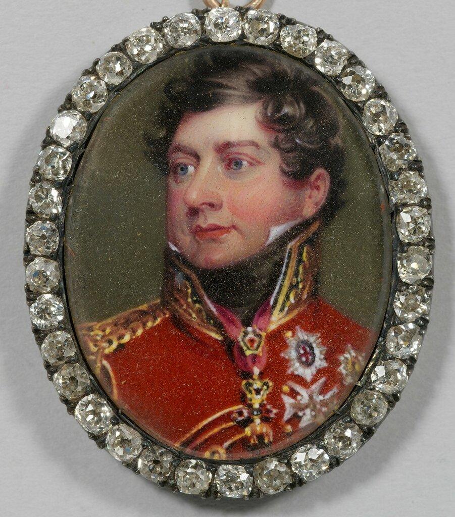 Георг IV (1762-1830), когда принц-регент