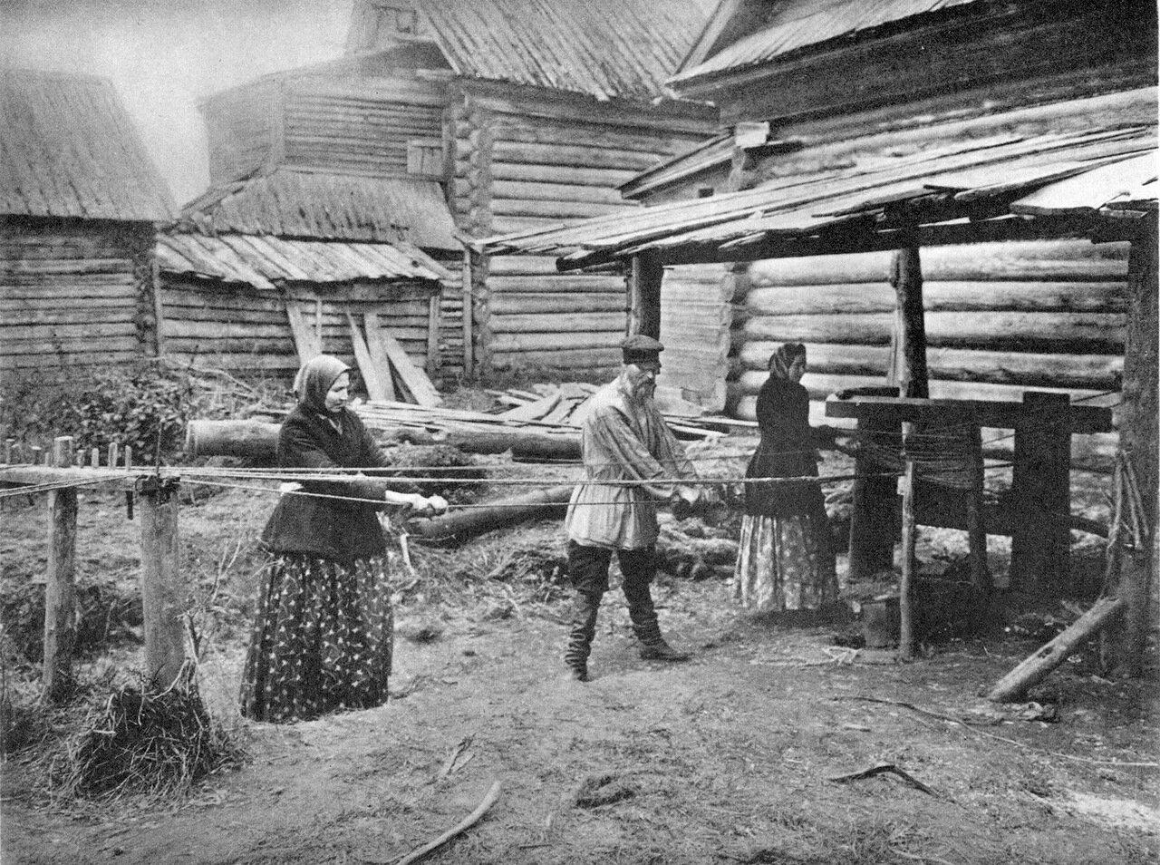 1920-е. Кустари