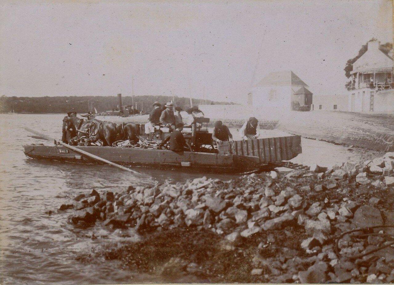 1900. Перевоз