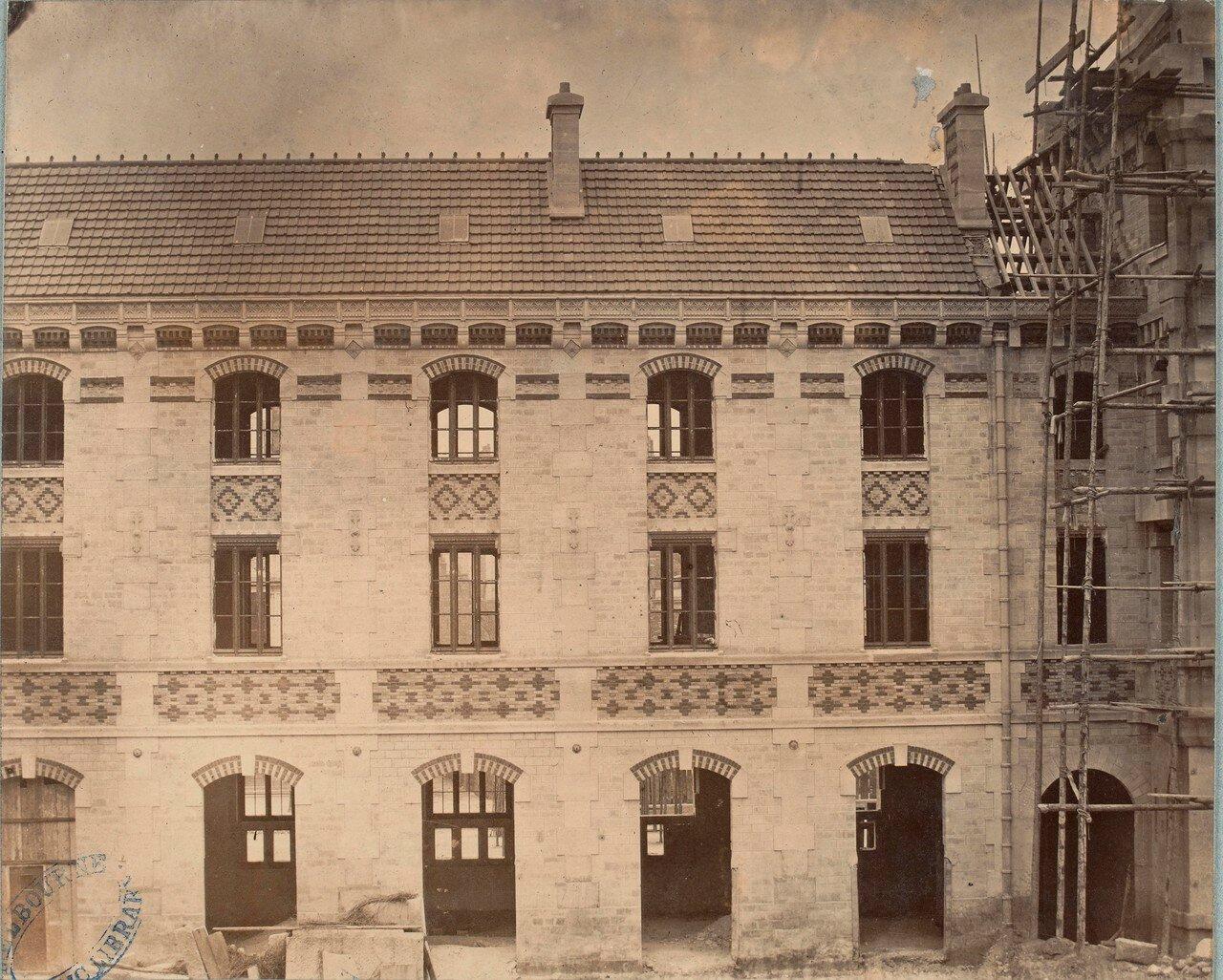 1870-е. Колледж Шапталь